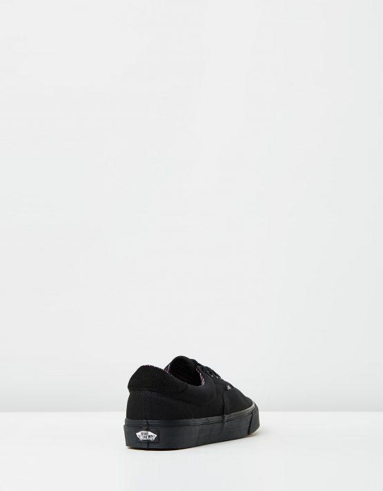 Vans Era 59 Cord Plaid Black 2