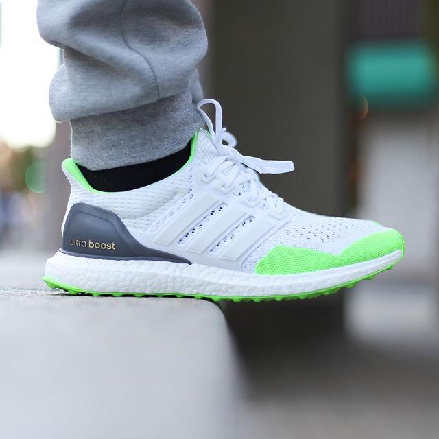 Kolor X Adidas Ultra Boost Col