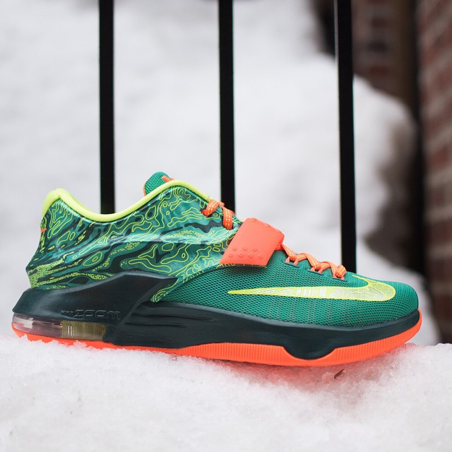 Nike Kd Vii weatherman Drops