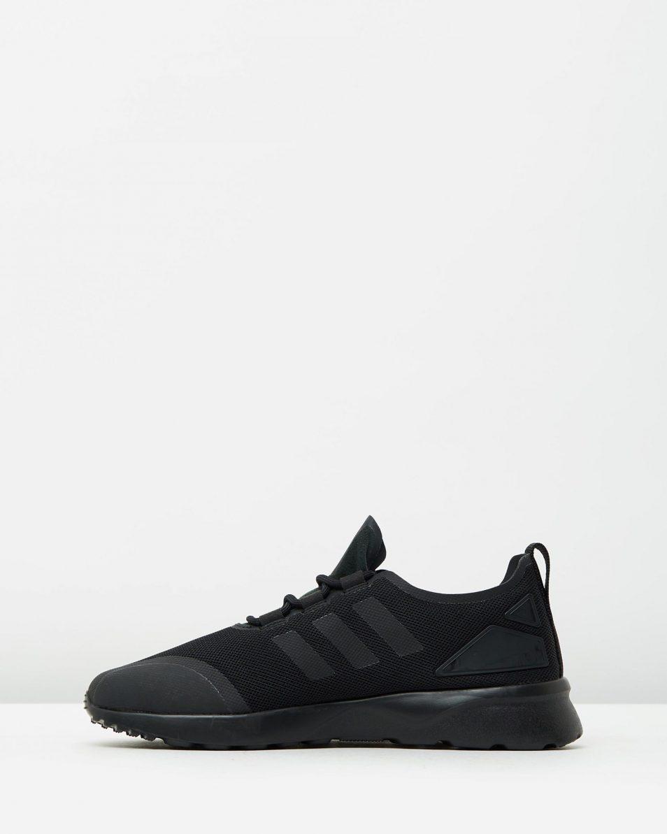 Adidas Womens ZX Flux Adv Verve W Black 3