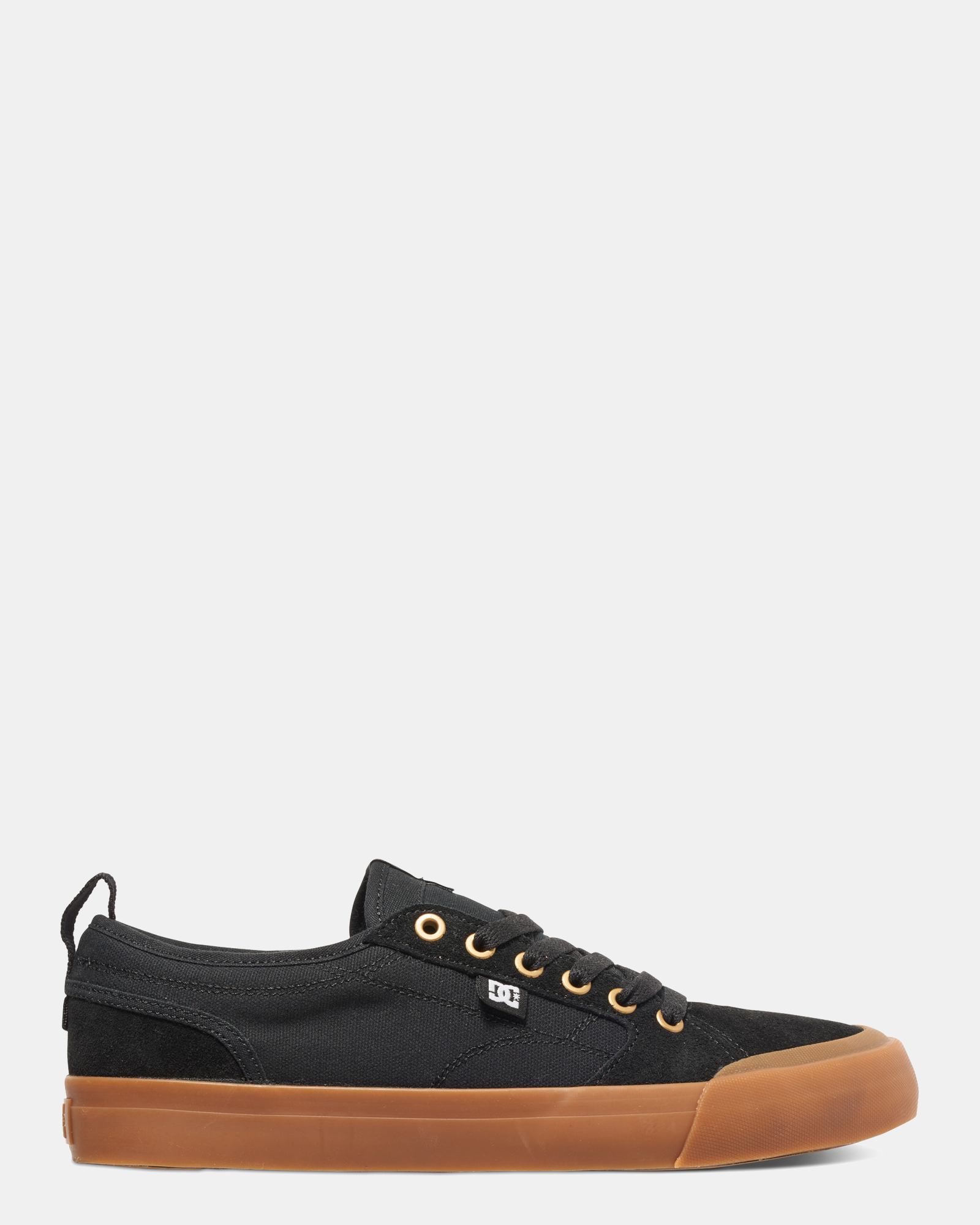 DC Mens Evan Smith S Shoe Black/Gum