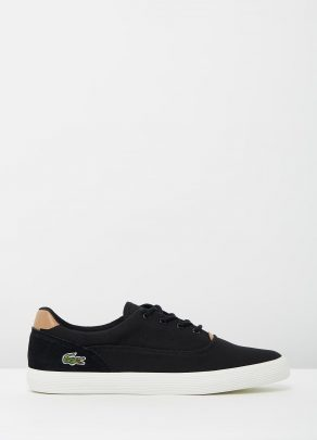Lacoste Mens Jouer Black 1