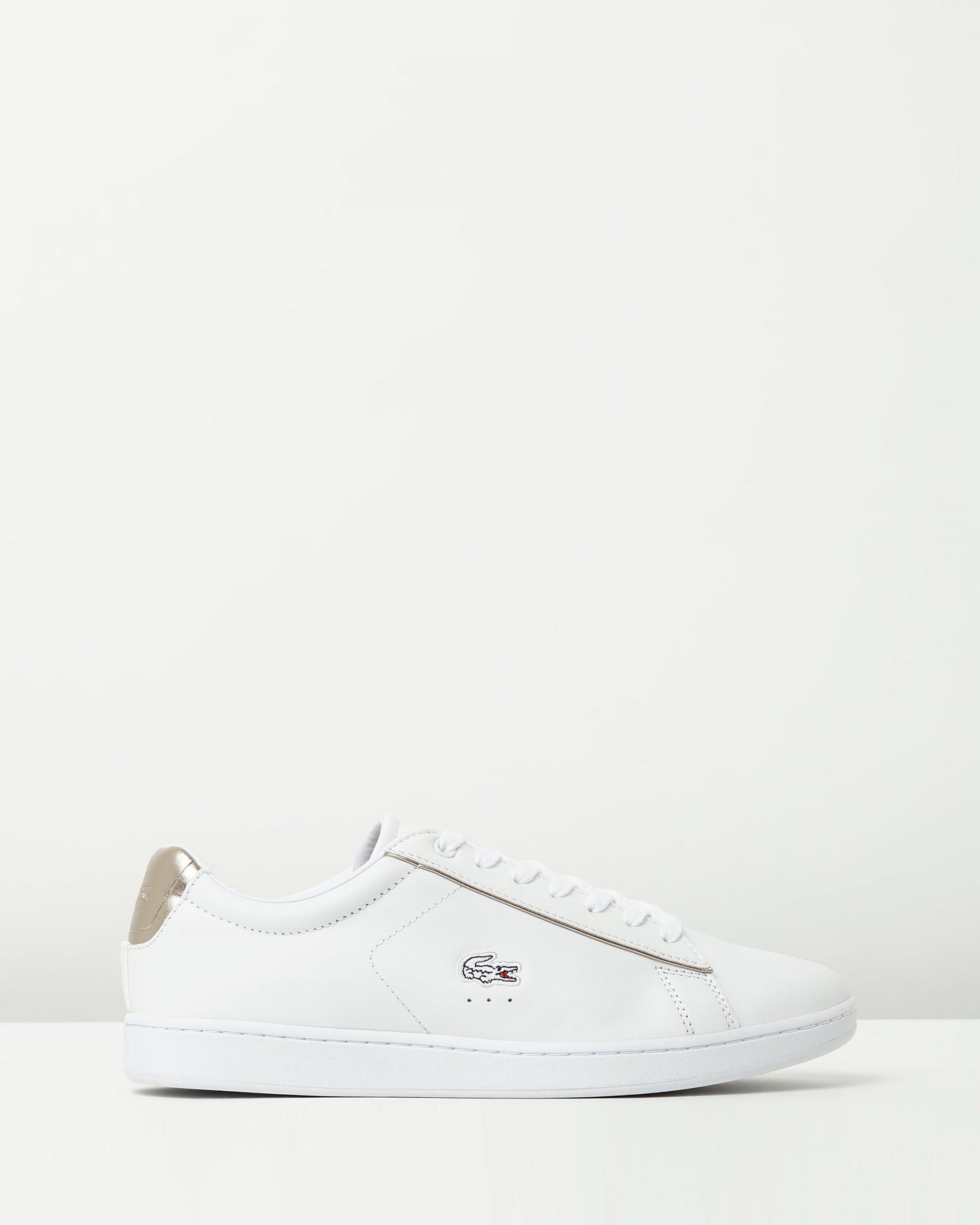Lacoste Women's Carnaby EVO 316 White Sneaker