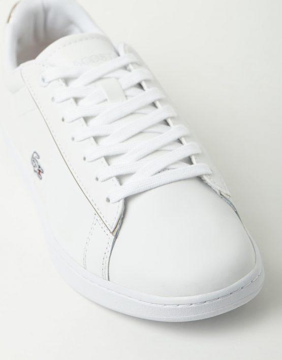Lacoste Womens Carnaby EVO 316 White Sneaker 4