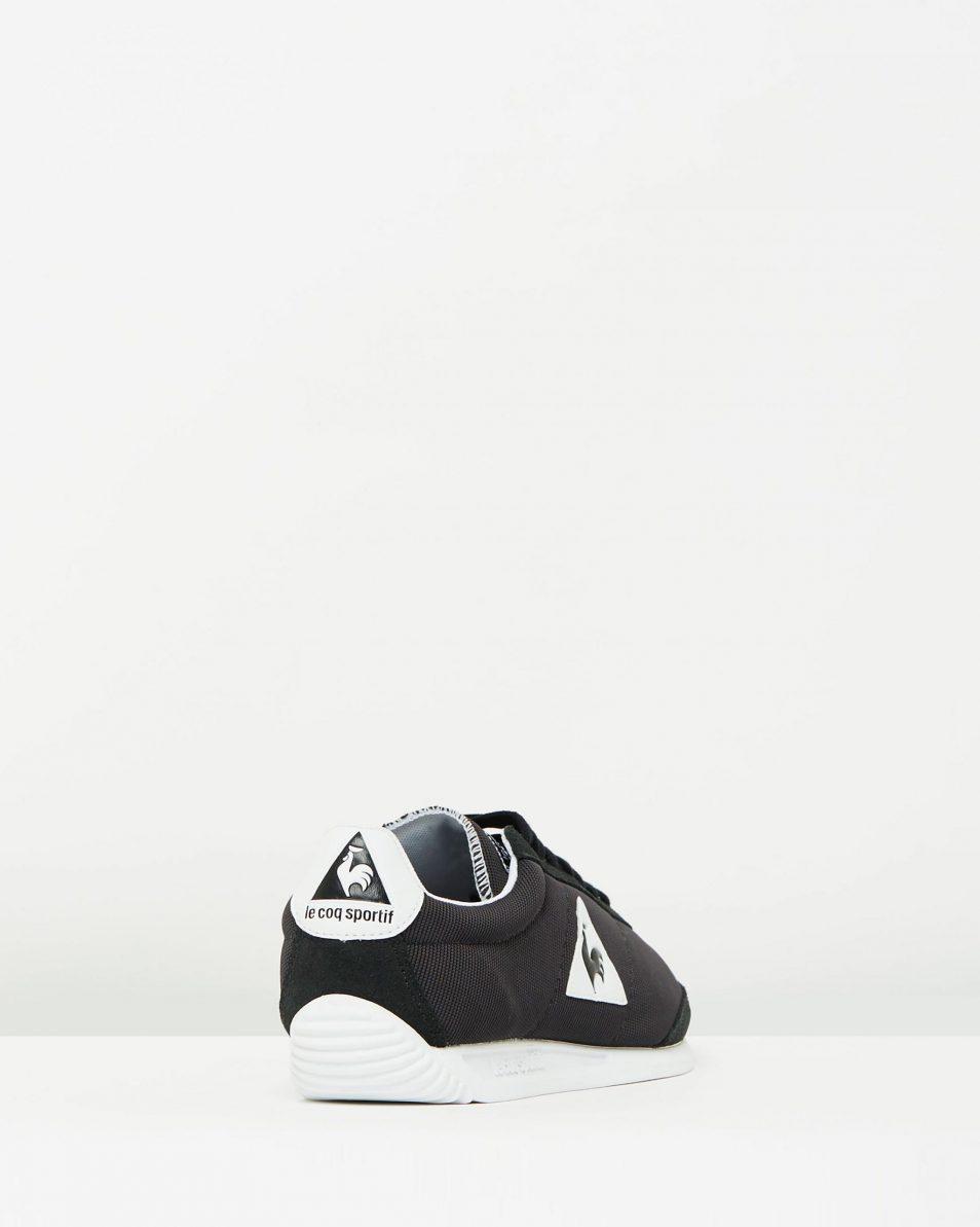 Le Coq Sportif Quartz Nylon Sneakers In Black 2