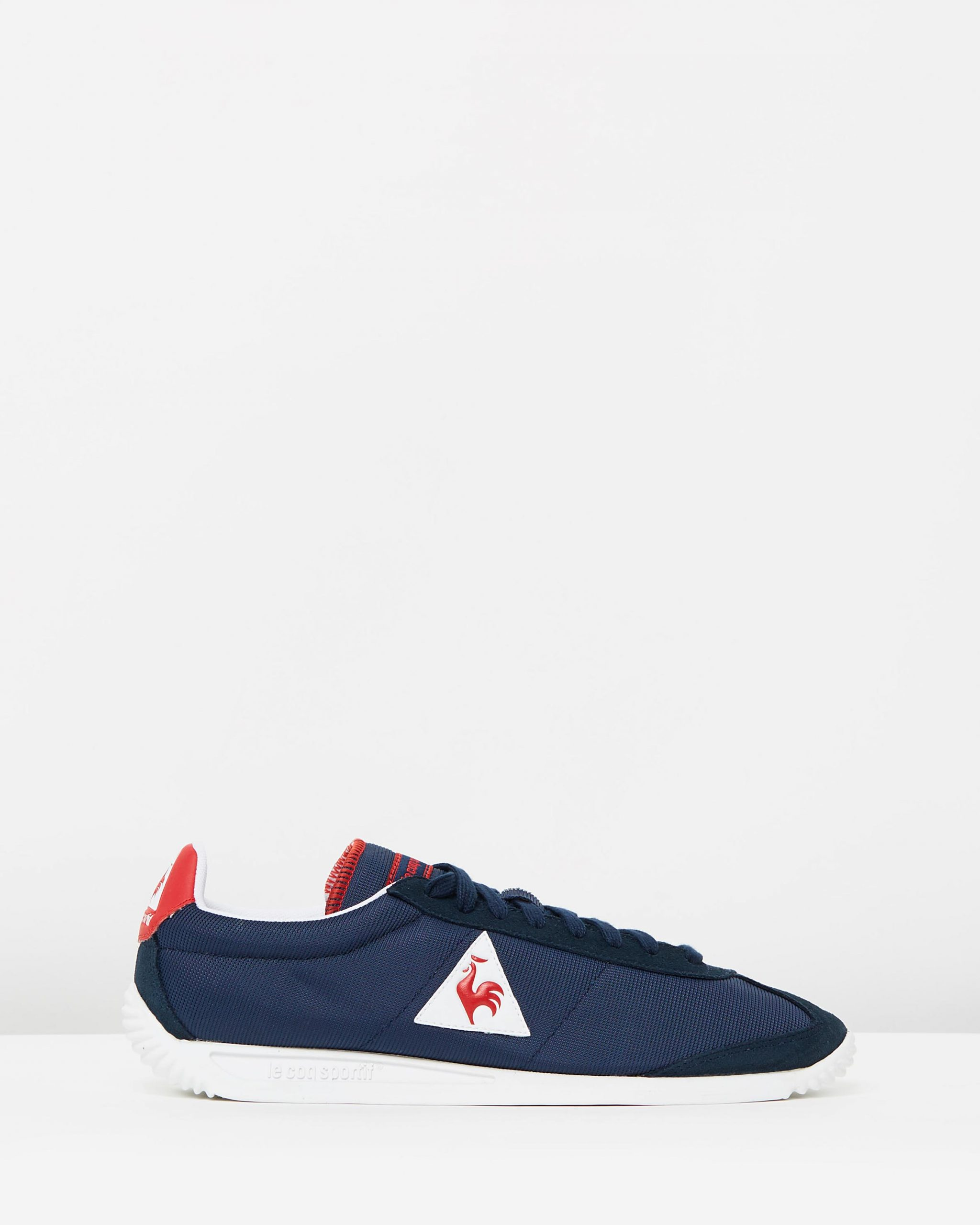 Le Coq Sportif Quartz Nylon Sneakers In Dress Blue