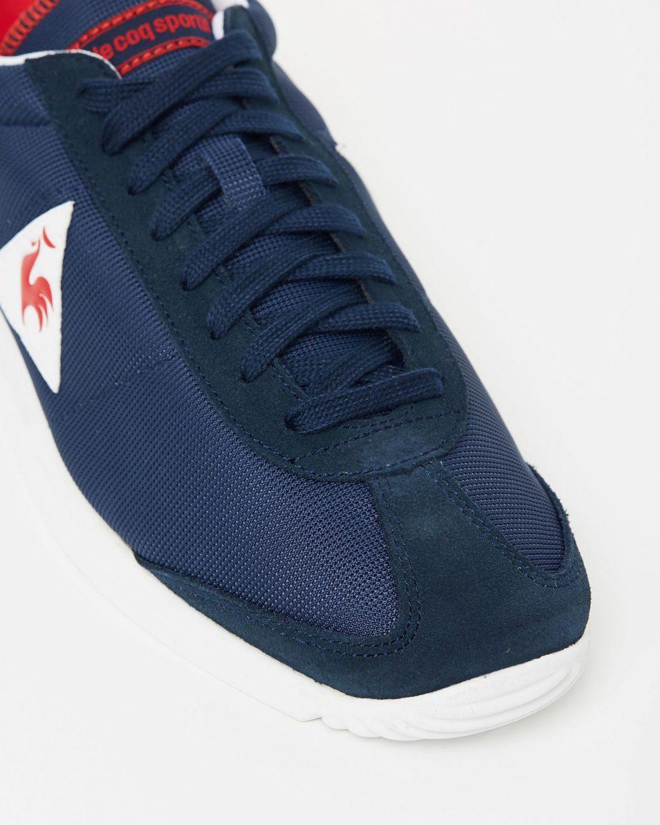 Le Coq Sportif Quartz Nylon Sneakers In Dress Blue 4