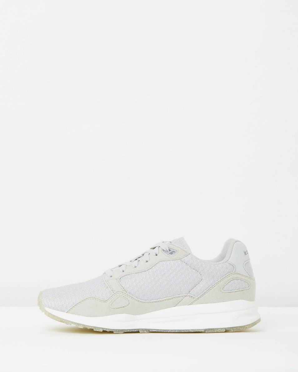 Le Coq Sportif Womens Galet LCS R900 W Sparkly Trainers 3