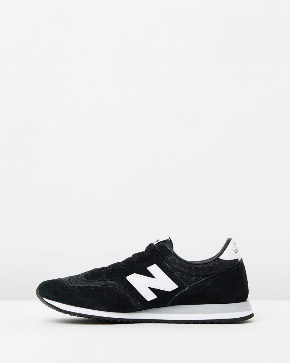 New Balance Classics 620 Black 3