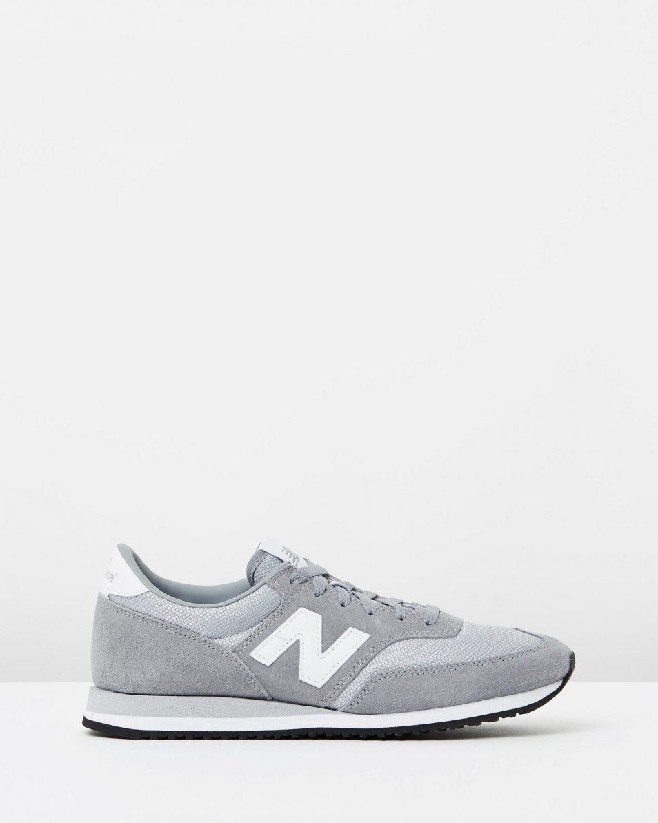 New Balance Classics 620 Grey 1