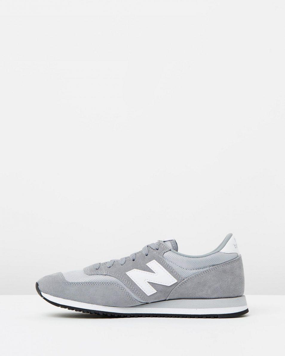 New Balance Classics 620 Grey 3