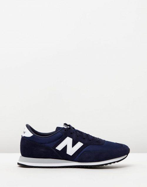 New Balance Classics 620 Navy 1