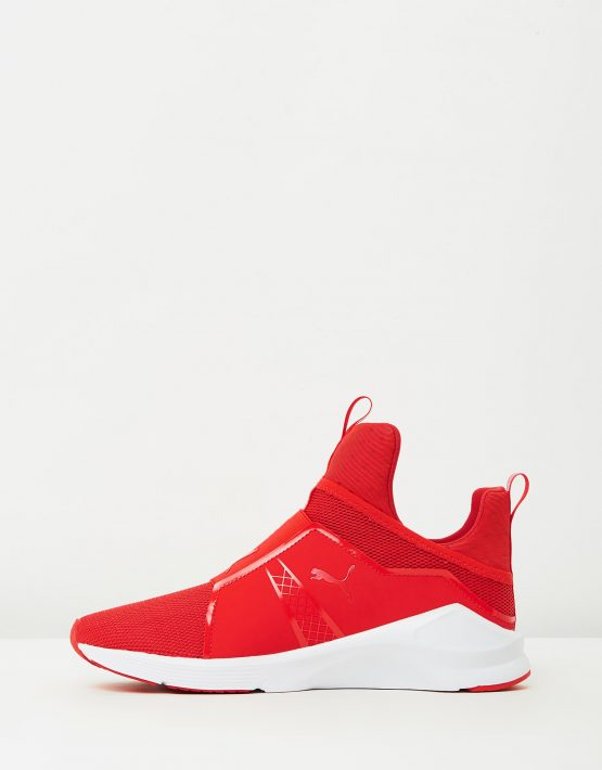 Puma Fierce Core High Risk Red Puma White 3
