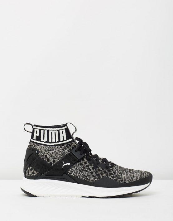 Puma Ignite 3 Evoknit Black 1