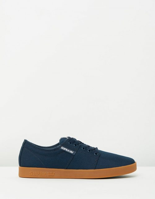 Supra Stacks II Navy Gum 1
