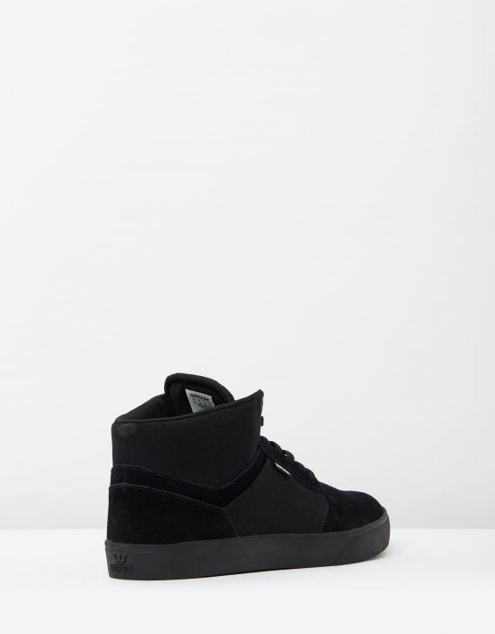 Supra Yorek High Black 2