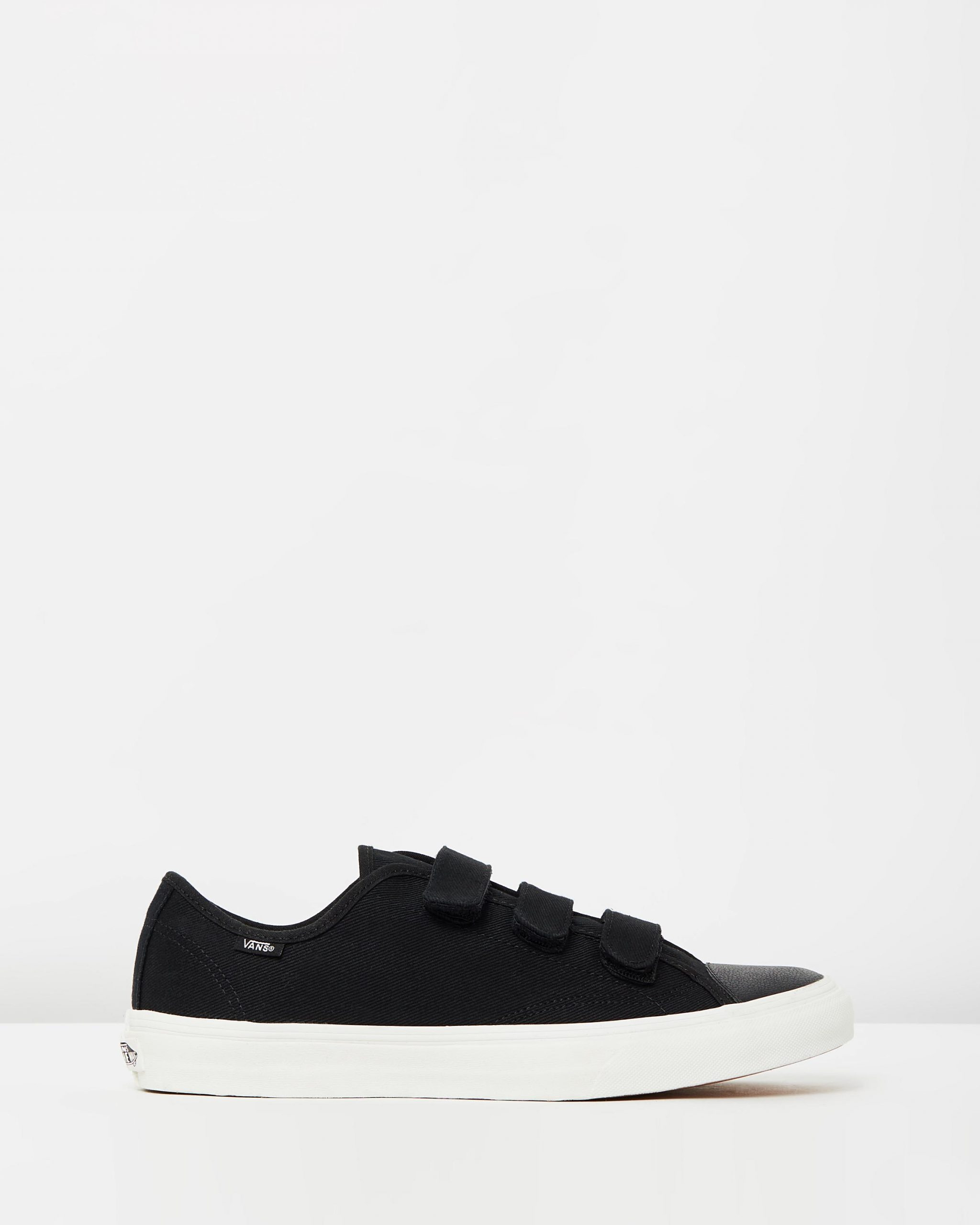 Vans Prison Issue Black & White